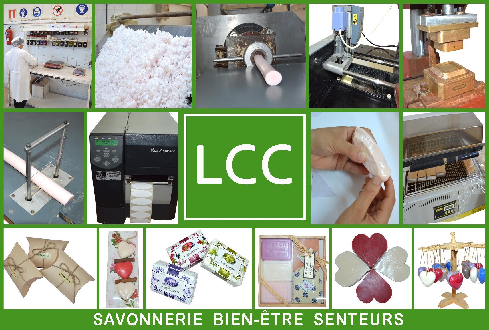 fabricant de savon