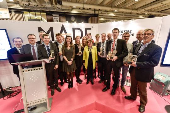 M.A.D.E. dévoile les lauréats de son prix de l'innovation